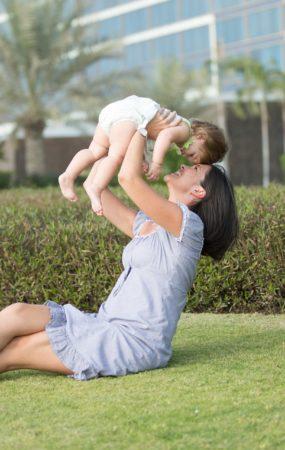 Le bien-être des enfants