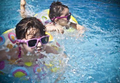 gîte avec piscine enfants