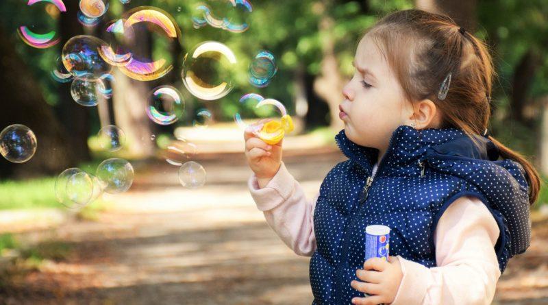 créer un jeu à bulles de savon