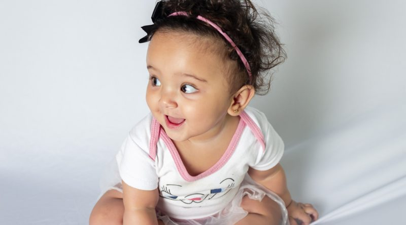 cheveux des bébés